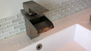 What you should know before you purchase a waterfall faucet review