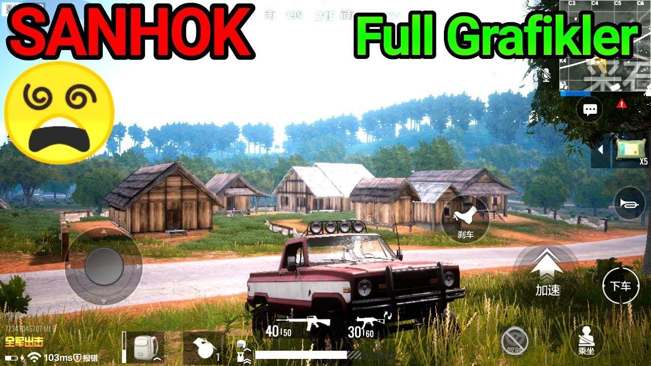 Pubg Mobile Sanhok Gameplay