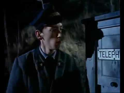 "Young Robert Powell in ""Robbery"""