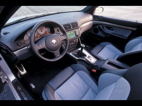 BMW E39 Замена цэнтральной консоли