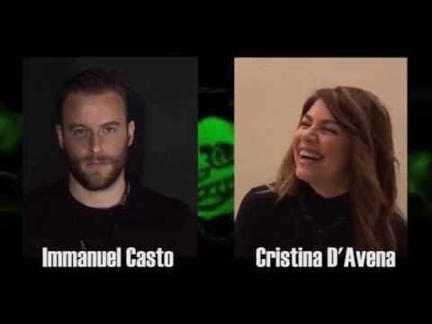 CRISTINA D'AVENA vs IMMANUEL CASTO - DA VEDERE - Intervista doppia