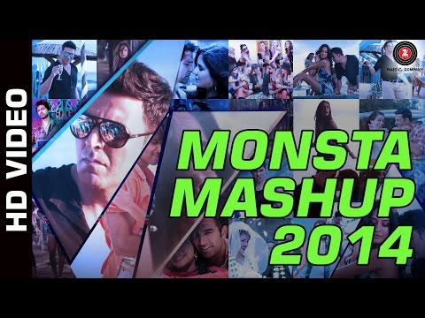 Monsta Mashup | Best of Bollywood 2014 |...
