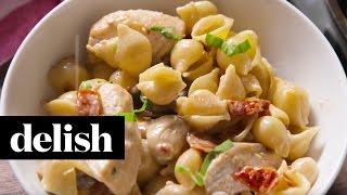 How To Make Bistro Chicken Pasta | Delish