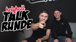 HOLYHALL | TALKRUNDE - DER AKTUELLE STAND -