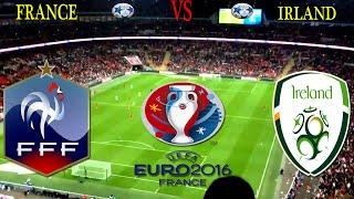 8ème de final de l'euro 2016:Résumé France vs Irlande (Votre avis sur le match)