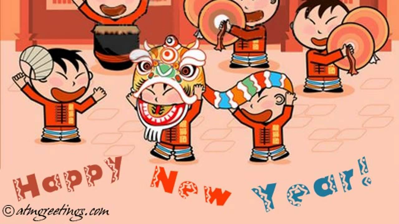 chinese new year 2017 4715 rooster wishes ecard greeting card video 05 02 youtube
