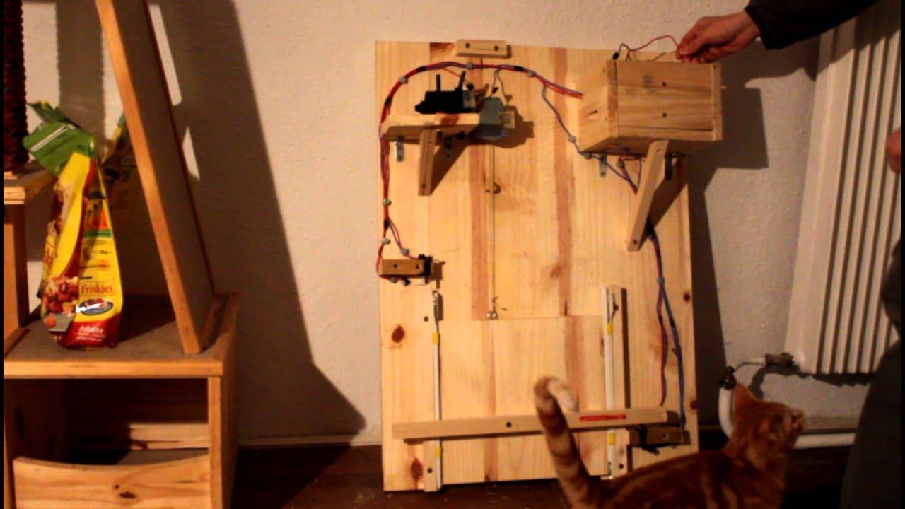 trappe poulailler youtube. Black Bedroom Furniture Sets. Home Design Ideas