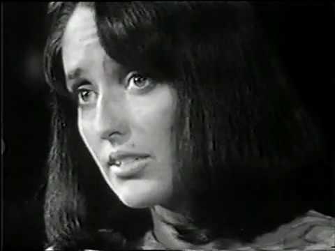 Joan Baez - Interview (Sunday, CBC TV, 1967).flv