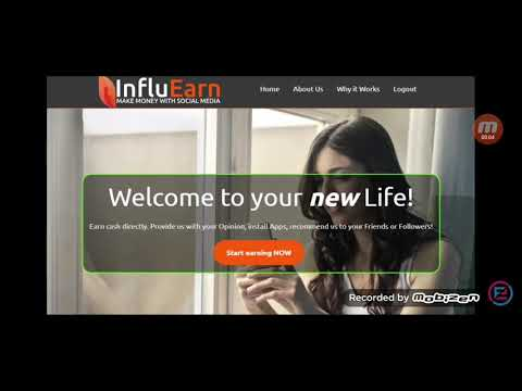 Influearn The Legit Way To Make Money With Social Media
