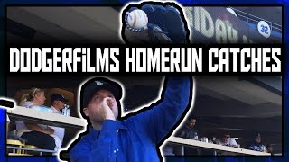 MLB: Dodgerfilms' Homerun Catches (HD)