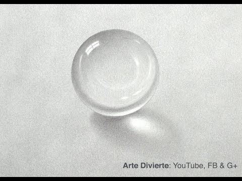 C 243 Mo Dibujar Una Bola De Cristal A L 225 Piz Esfera De