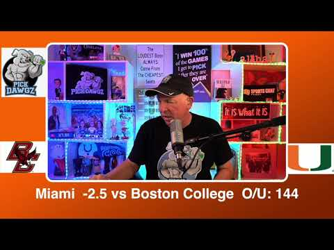 Miami vs Boston College 3/5/21 Free College Basketball Pick and Prediction CBB Betting Tips