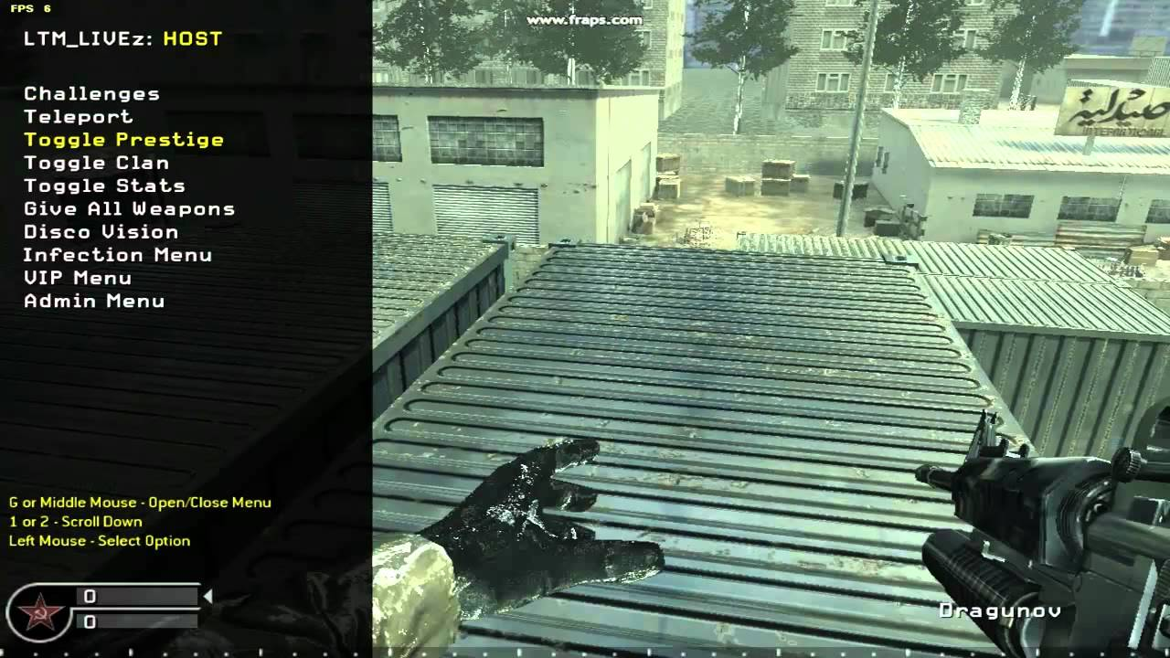 Call of Duty 4 Pc Mod Menu (Download Link Fixed)