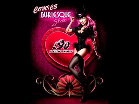Comics Burlesque Show 01