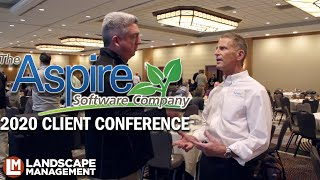 Aspire Software founder shares company details at 2020 Aspire Client Conference