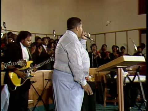 Yes Lord  Rev. James Moore with Frank Williams