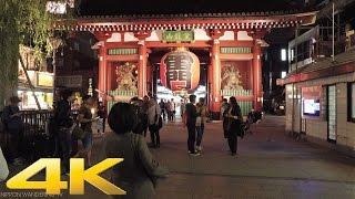 Walking around Asakusa, Tokyo. Camera: DJI Osmo Mic: RODE VideoMicr...