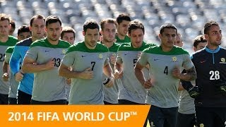 World Cup Team Profile: AUSTRALIA