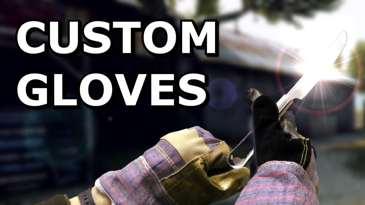 Custom Glove Skins REVEALED