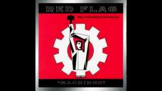 Red Flag - Machines/Rhythmik Vibrations (Tekno Vibrations Mix) - 1992
