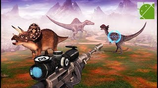 Dino Shooting Sniper Hunt - Android Gameplay HD