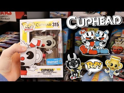 CUPHEAD Funko Pop Hunting in Pennsylvania