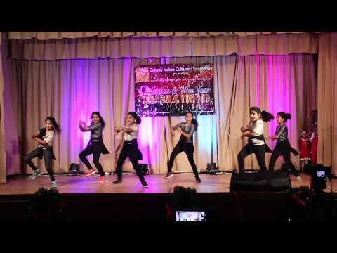 Dance   i feel better when i'm dancing