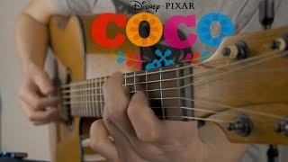 Remember Me (Ernesto de la Cruz) - Coco - Fingerstyle Guitar Cover
