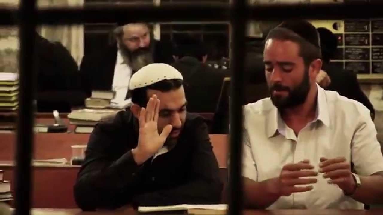 TORAH MISINAI-Naftali Kalfa & Shlomi Cohen-תורה מסיני
