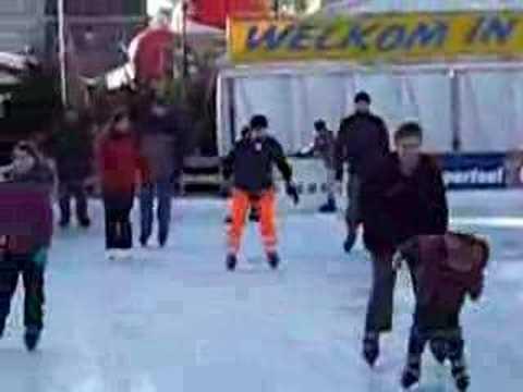 ice skating berend praet