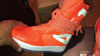 Air Force 1 SF High Review | Vlog 02