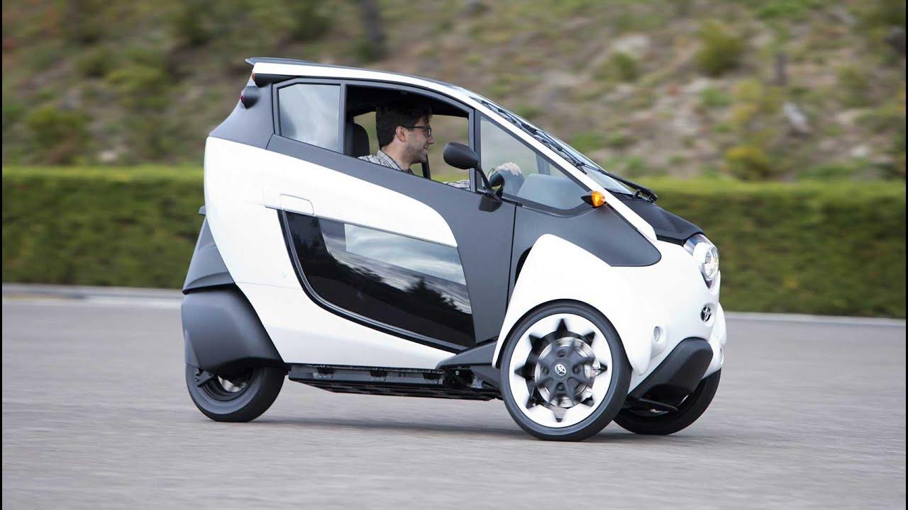 Extra os autos de 3 ruedas ayudar n a disminuir la for Maceteros con ruedas de coche
