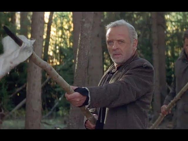 【牛叔】几分钟看荒野生存电影《我与狗熊五五开》亿万富翁的绿帽之旅