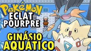 Pokémon Eclat Pourpre (Detonado - Parte 13) - Ginásio de Água e Togepi