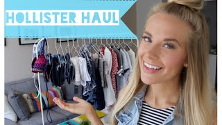 Hollister Haul: Intro to Summer