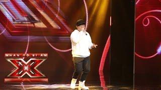 map thi da sao - nhom big dream  tap 3 vong hoi ngo - the x factor - nhan to bi an 2016 season 2