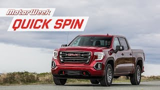 2019 GMC Sierra AT4 | Quick Spin