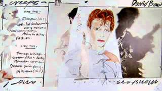David Bowie - Ashes To Ashes & Scary Monsters demo excerpts.