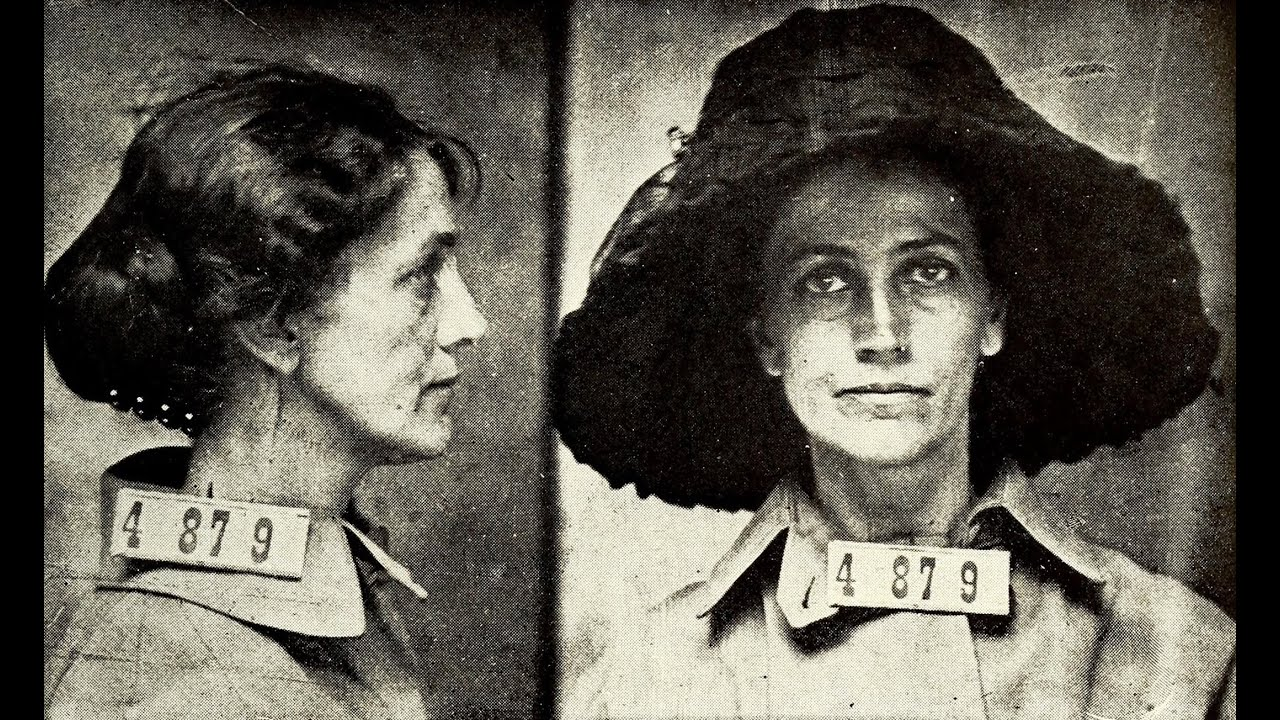 Vintage Mugshots of American Criminals From the 1900's and 1910's: Part 12  by Chubachus