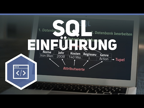 SQL Einführung - SQL 1