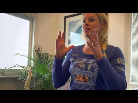 Chemmy Alcott   Team GB Olympic skier   neck adjustments are nothing to be afraid of...