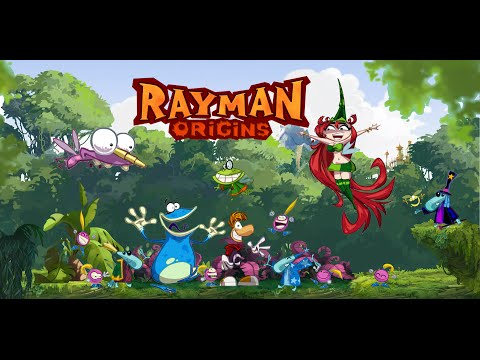 """El mejor video juego de aventuras """"Rayman"""""""