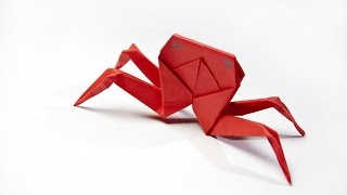 How to make a paper crab | Origami crab