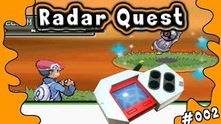radar quest 2 205   pokemon d p pt   4th gen challenge