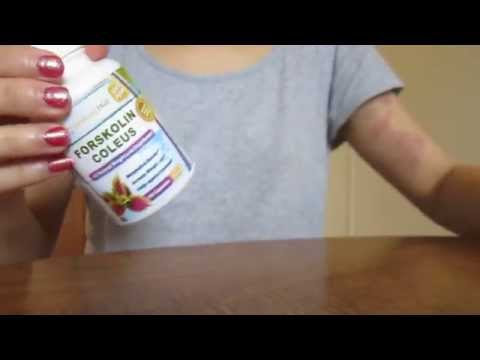 Pure Forskolin All Natural Weight Loss Supplement