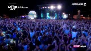 Gabry Ponte - Battiti Live 2013 - Manfredonia