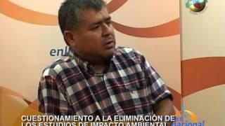 Entrevista a Juan Carlos Ruíz, del IDL, sobre intento de eliminar los Estudios de Impacto Ambiental