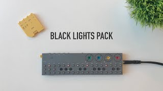 OP-Z Pack 04: Black Lights Demo