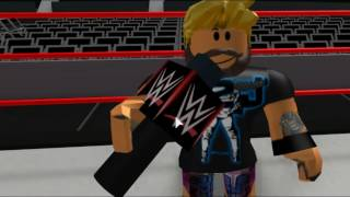 [ROBLOX] Randy Orton kehrt auf BattleGround 2016 FULL Segment 100 SUBSCRIBER SPECIAL zurück