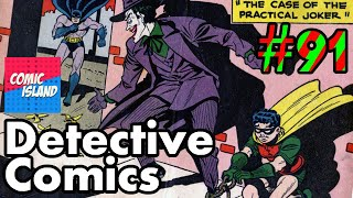 Case #91 - The Practical Joker (Twelve Days of Detective Comics, Part One)